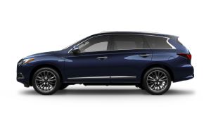 英菲尼迪QX60商务舱级豪华七座SUV