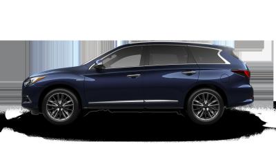 英菲尼迪QX60商務艙級豪華七座SUV