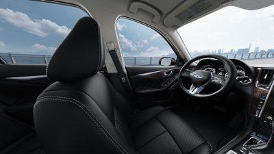 2018英菲尼迪Q50L | 內飾-座椅