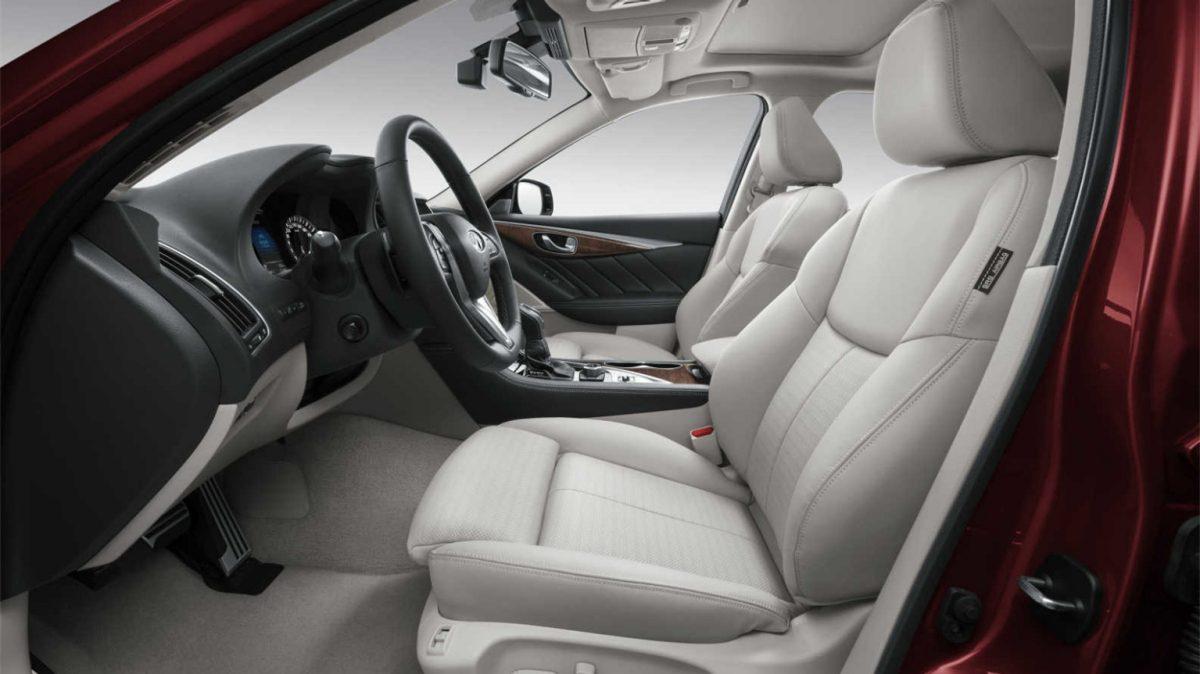 2018 INFINITI Q50 Red Sport Sedan Design Gallery | LED Taillights