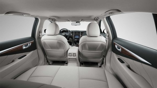 2018 INFINITI Q50 Red Sport Sedan Design | Interior Capacity Up to Five Passengers
