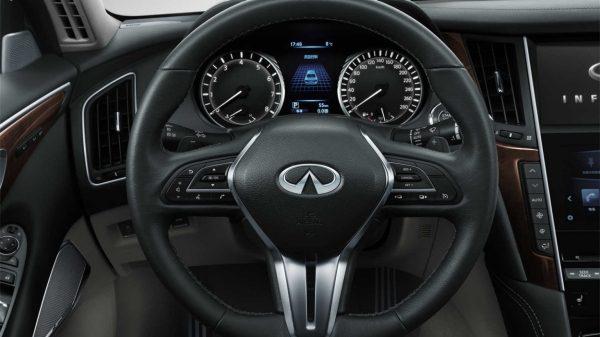 2018英菲尼迪Q50L | 車速感應式可變助力轉向