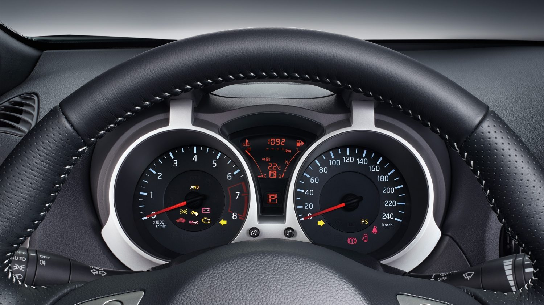 F1 特質競速儀表盤