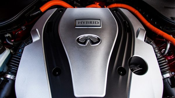 VQ35HR V6 高性能混合動力系統