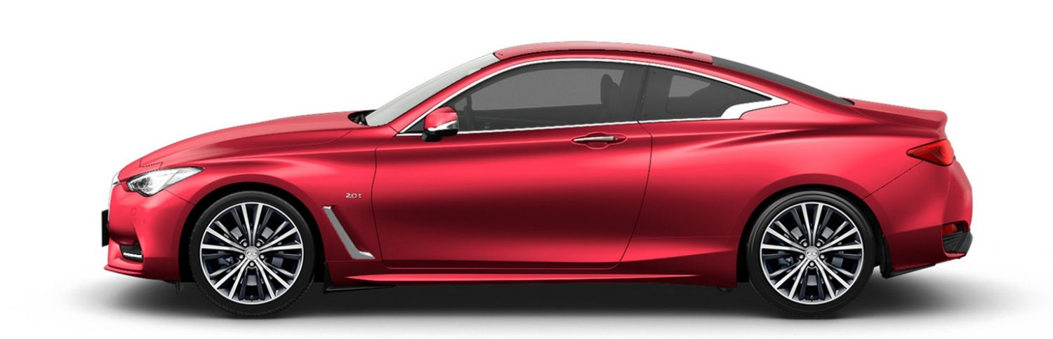 INFINITI Q60 Luxury Coupe