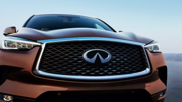 2019 INFINITI QX50 Luxury Crossover Remote Engine Start
