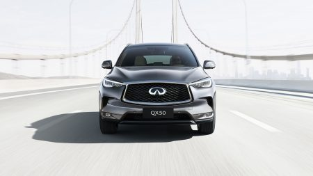 2019 INFINITI QX50 Luxury Crossover Performance