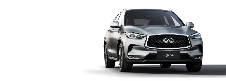 2019 INFINITI QX50 Luxury Crossover Exterior