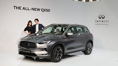 qx50 precontract