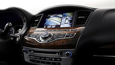 2019 INFINITI QX60 Crossover Around View Monitor