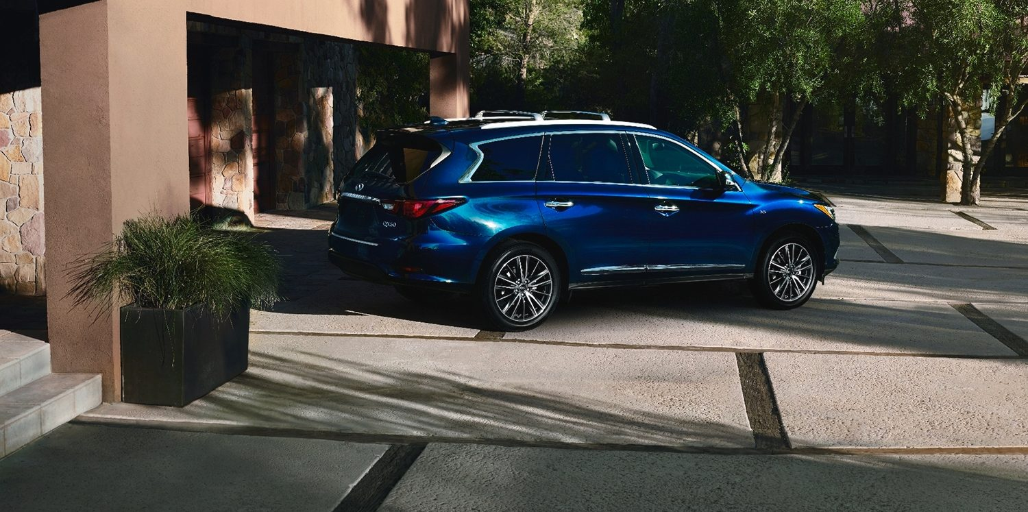 Welcome to the 2019 INFINITI QX60 Premium Crossover