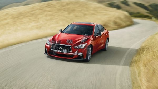 World First Technologies Direct Adaptive Steering | INFINITI