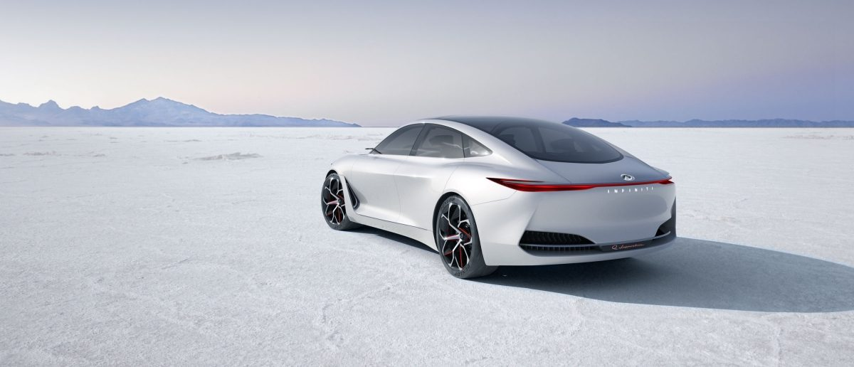 Infiniti Concept Vehicles Q Inspiration