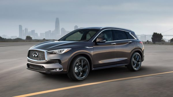 The all-new QX50 reveal