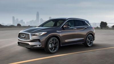 2019 INFINITI QX50 Crossover Reveal