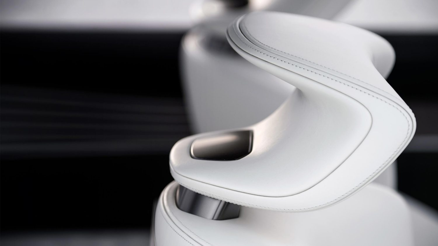 INFINITI Q Inspiration Sedan Headrest