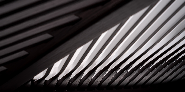Infiniti QX Inspiration close up roof