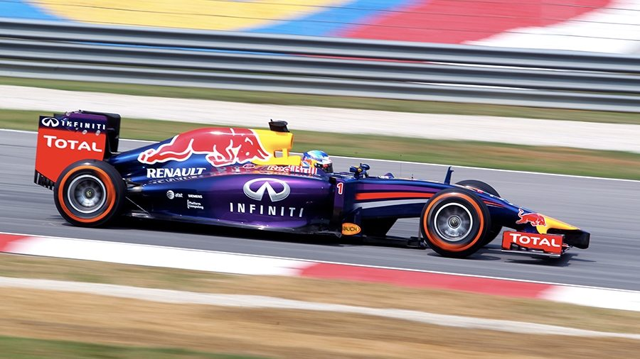 Pushing Technology Further INFINITI AND RENAULT SPORT F1™ TEAM Begins | INFINITI