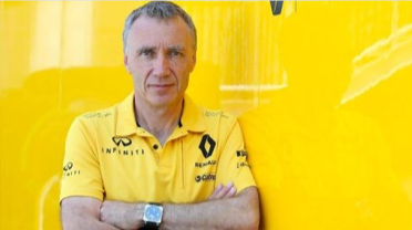 INFINITI and Renault Sport Formula 1 Chief Technical Officer Bob Bell
